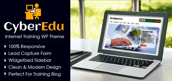 Internet Training WordPress Theme