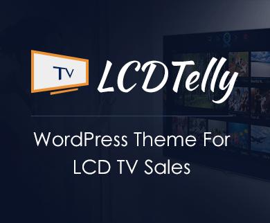 Smart TV Website Templates For WordPress | InkThemes