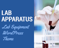 Lab Apparatus - Lab Equipment Sales Ecommerce WordPress Theme & Template