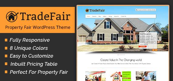 Property Fair WordPress Theme