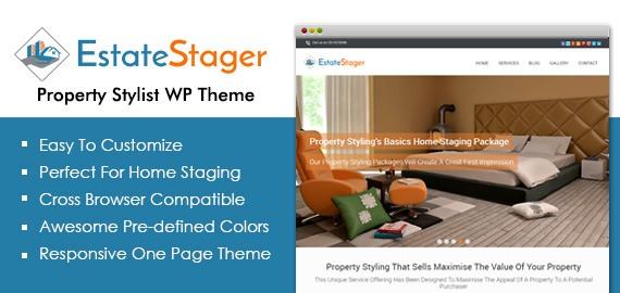 Property Stylist WordPress Theme