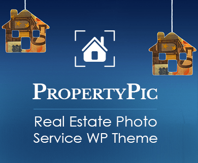 Property Pic - Real Estate Photo Service WordPress Theme & Template