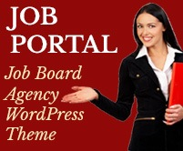 Job Portal - Recruitment And Job Board Agency WordPress Theme & Template
