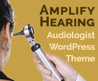 Amplify Hearing - Audiologist WordPress Theme & Template