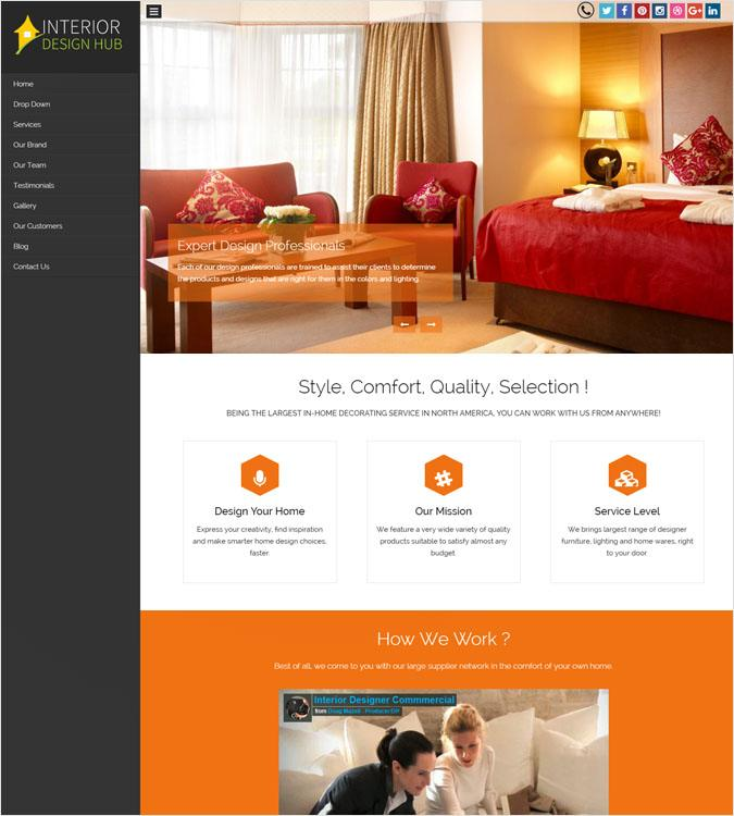 Blackwell WordPress Theme