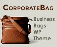 Corporate Bag - Business Bags WordPress Theme & Template