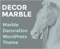 Decor Marble - Marble Decoration WordPress Theme & Template