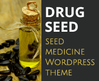 Drug Seed - Seed Medicine WordPress Theme & Template