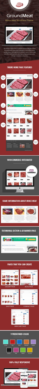 Mince Meat WordPress Theme