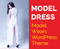 Model Dress - Model Wears WordPress Theme & Template