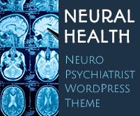 Neural Health - Neuropsychiatrist WordPress Theme & Template