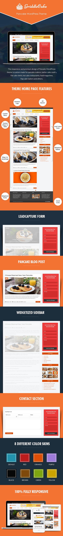 Pancake WordPress Theme