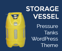 Storage Vessel - Pressure Tanks WordPress Theme & Template
