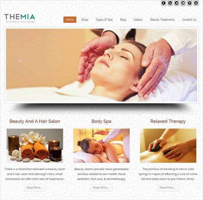 Themia WP theme