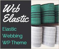 Web Elastic - Elastic Webbing WordPress Theme & Template