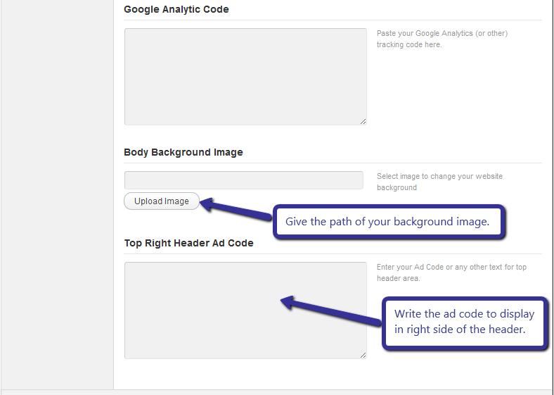 ReThink WordPress Theme Documentation