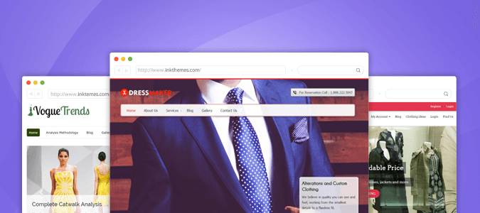 Best Clothing WordPress Themes