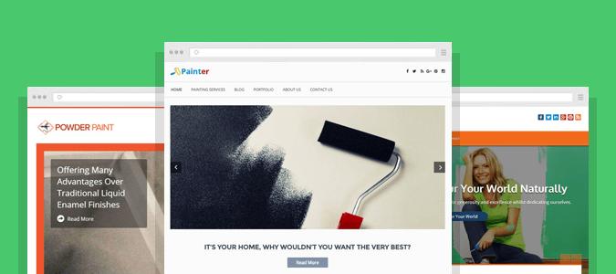 Best Painting WordPress Themes