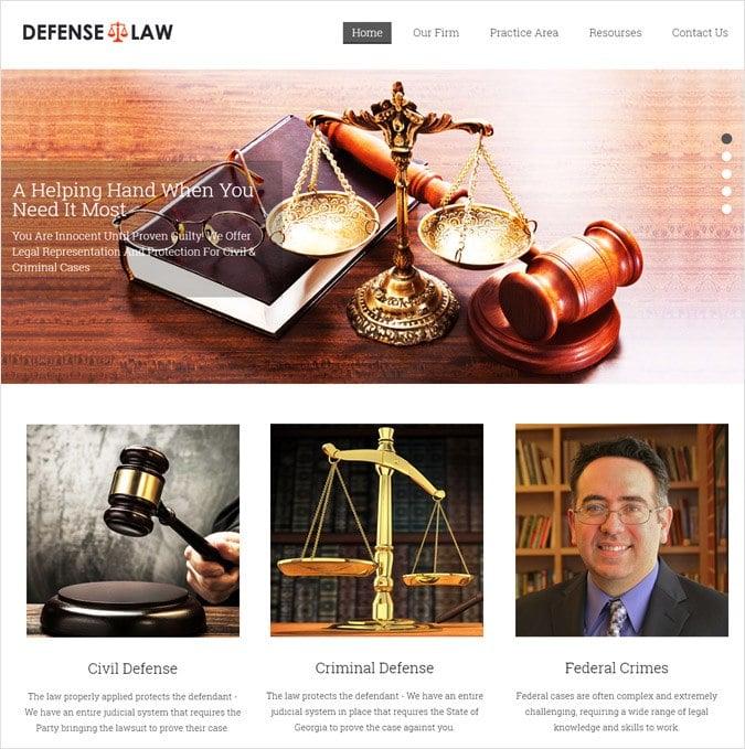 DefenceLaw