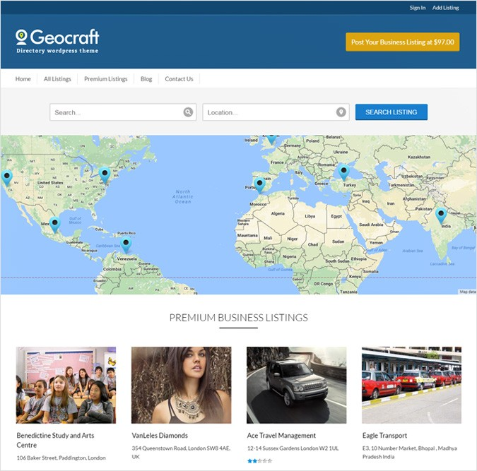 Geocraft