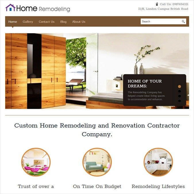 HomeRemodling