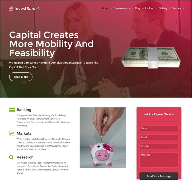 Investment-Bank-WordPress-Theme