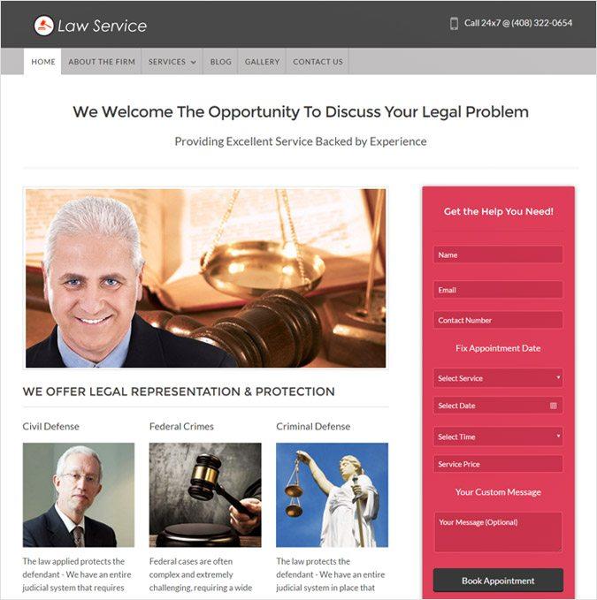 LawService