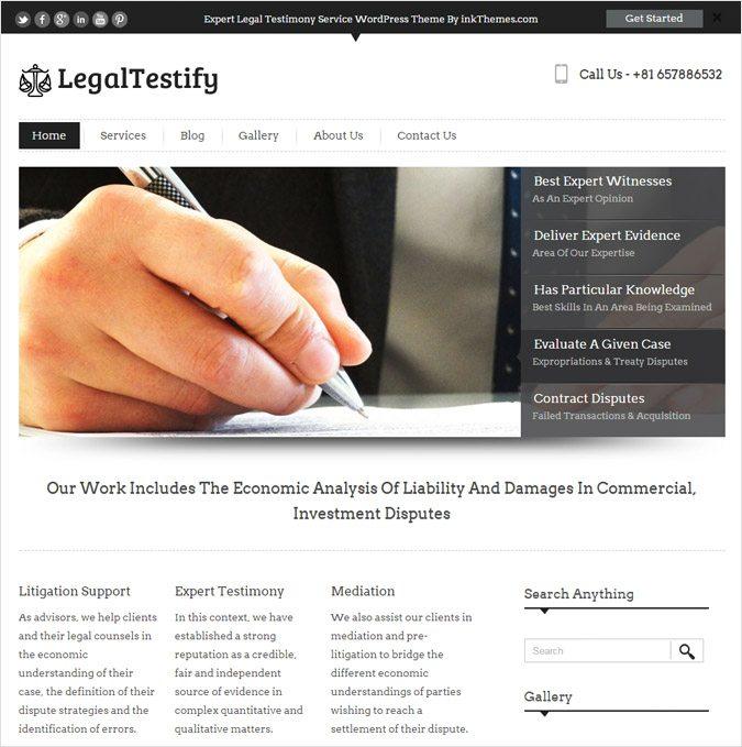 LegalTestfy