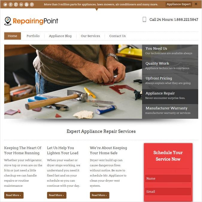 RepairingPoint