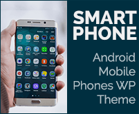 SmartPhone - Android Mobile Phones WordPress Theme & Template