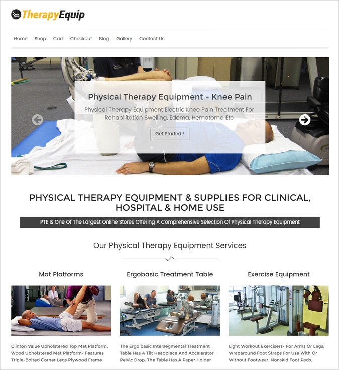TherapyEquip