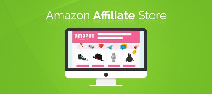 amazon affiliate store featured Image