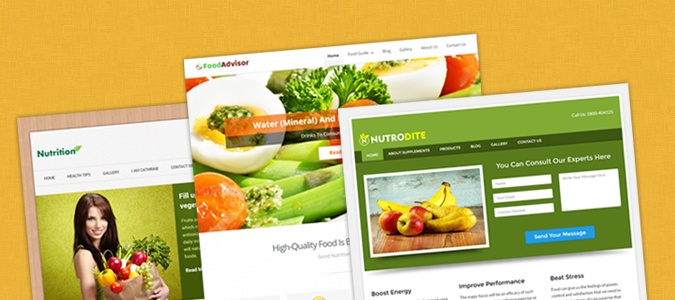 5+ Best Nutrition WordPress Themes For Healthy Supplements, Diets & Nutritionists
