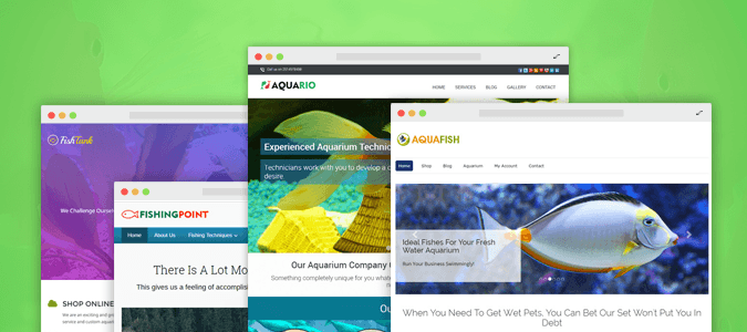7+ Best Fishing WordPress Themes For Fisheries, Aquarium Shops & Fishermen