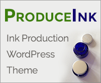 Produce Ink - Ink Production WordPress Theme & Template