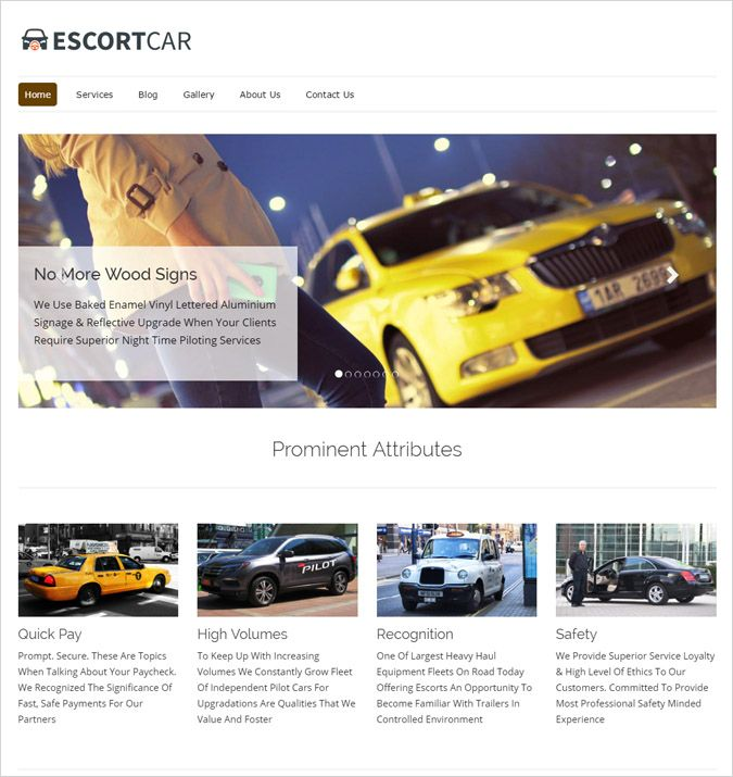 EscortCar