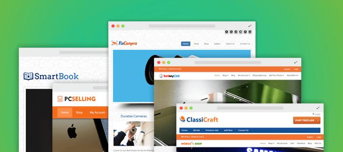 11+ Best Free Gadgets WordPress Themes 2018