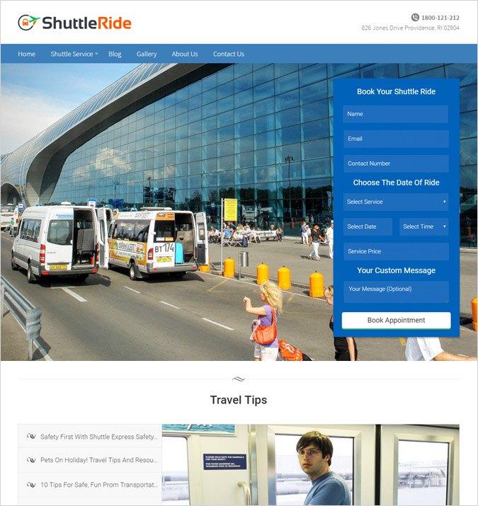 ShuttleRide