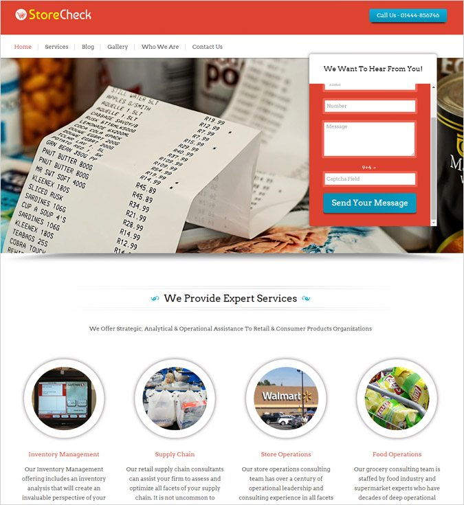 9+ Best Grocery Store WordPress Themes 2018 | InkThemes