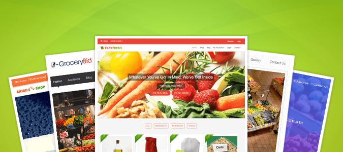9+BestGrocery StoreWordPressThemesFor Convenient Stores, Supermarkets & DailyMart