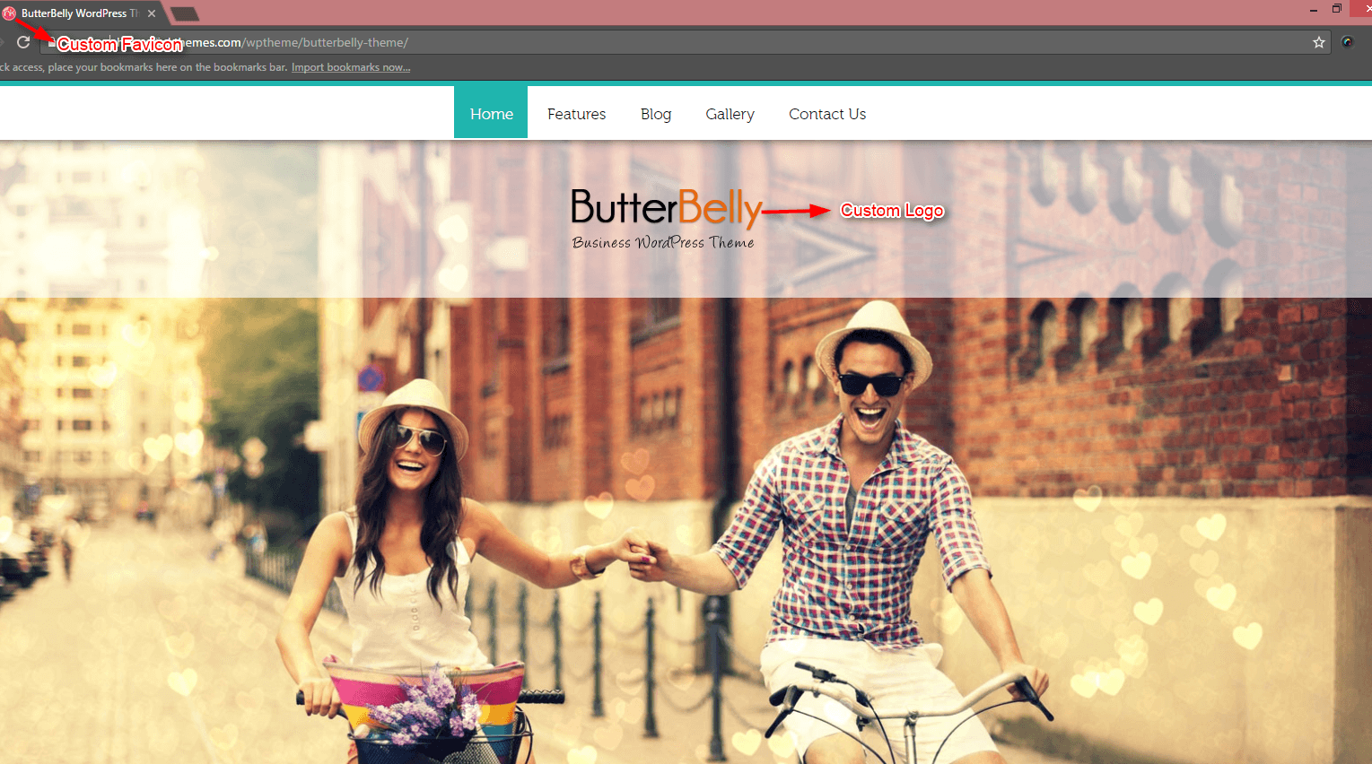 ButterBelly WordPress Theme Complete Documentation