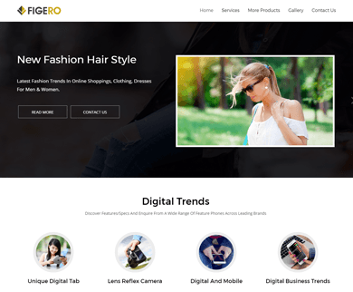 Figero Pro - Flexible WordPress Theme