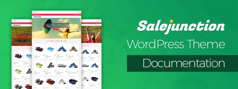 SaleJunction WordPress Theme Documentation