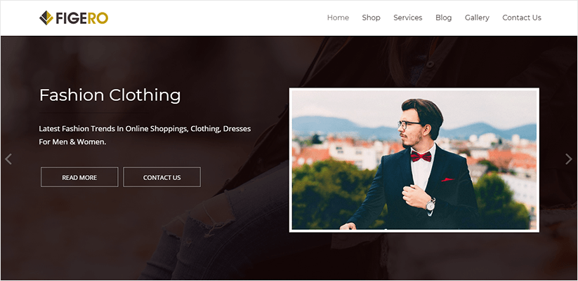 Figero WordPress Theme Documentation