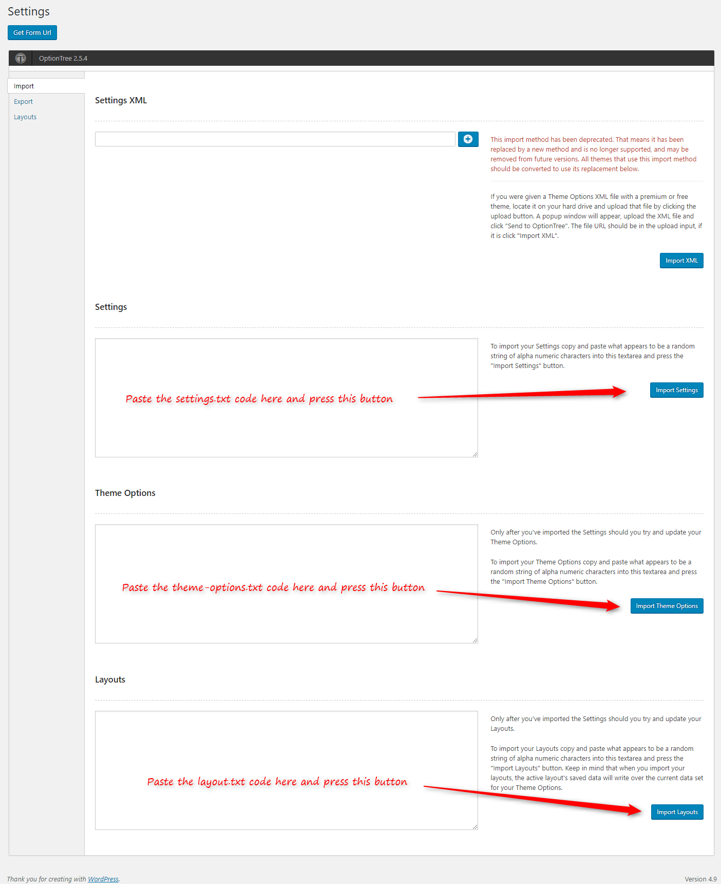Variant WordPress ThemeDocumentation