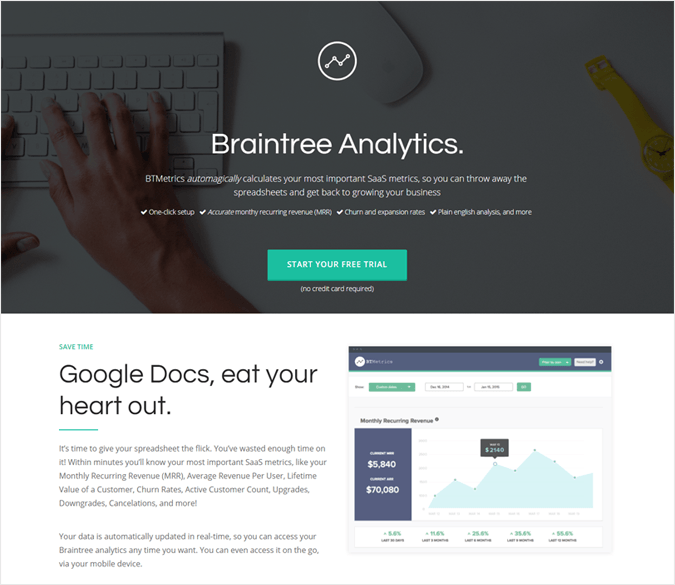 Braintree Analytics - Best PayPal Payment Analytics Software