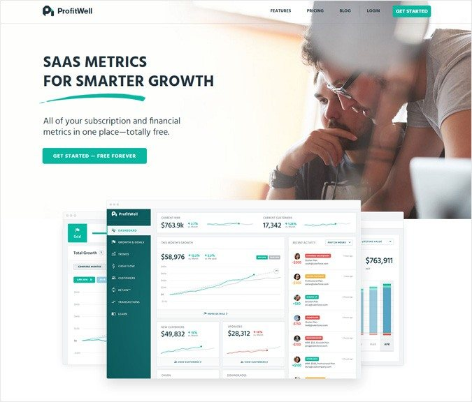 Alternative For Baremetrics by ProfitWell