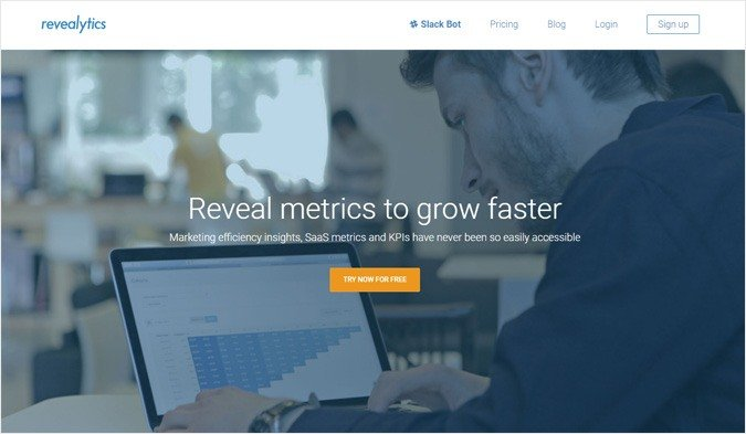 Revealytics - Best Payment Metrics Software - Analytics For PayPal Or Stripe
