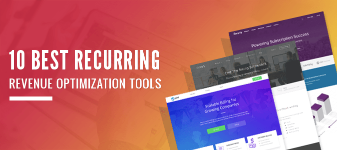 Revenue Optimization Tools