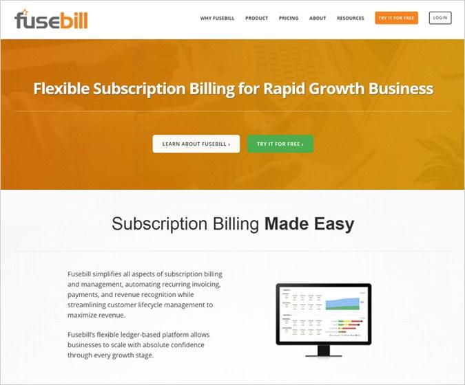 Fusebill Revenue Optimization Tool